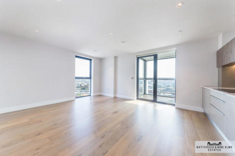 Brogan House, Battersea Exchange. 2 bedroom apartment