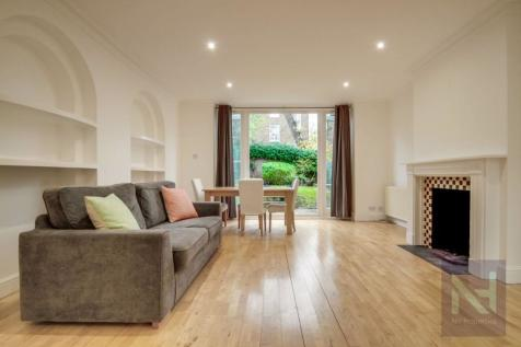 Priory Road, West Hampstead, NW6. 1 bedroom flat