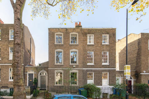 Camberwell Grove, Camberwell, SE5. 4 bedroom semi-detached house for sale