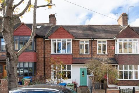 Bushey Hill Road, Camberwell, SE5. 4 bedroom terraced house for sale