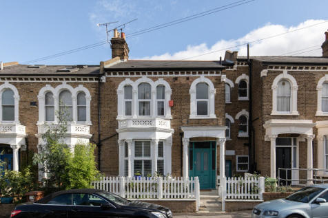 Crofton Road, Camberwell, SE5. 4 bedroom terraced house for sale