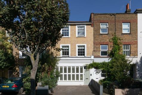 Choumert Road, Peckham Rye, SE15. 4 bedroom terraced house for sale