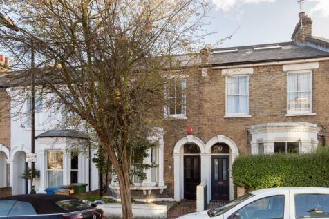 Danby Street, Peckham Rye, SE15. 3 bedroom terraced house for sale