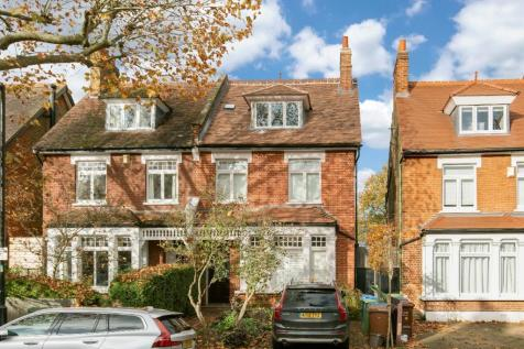 Grove Park, Camberwell, SE5. 5 bedroom semi-detached house for sale