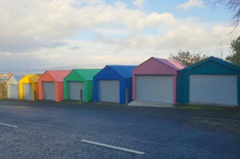 Rainbow Garage 2, Shankland Road, Greenock. Garages