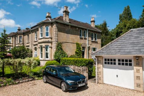 Newbridge Hill, Bath, Somerset, BA1. 7 bedroom semi-detached house