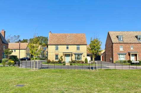 Poppy Close, Kingston Bagpuize, OX13. 4 bedroom detached house