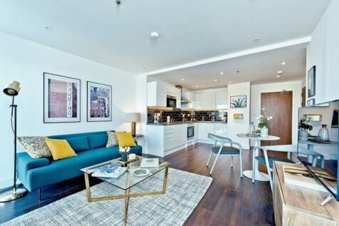 156 Britannia Point , 7-9 Christchurch Road. 1 bedroom apartment