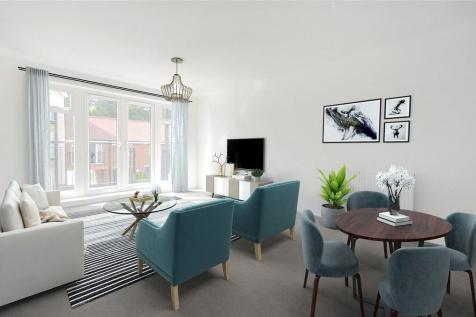 Pilot Walk, London. 3 bedroom apartment