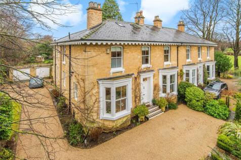 Belvedere, Church Street, Boston Spa, Wetherby. 6 bedroom semi-detached house for sale