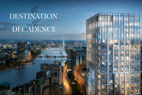 The Tower, 71 Bondway, Parry Street, London, SW8. 5 bedroom flat for sale