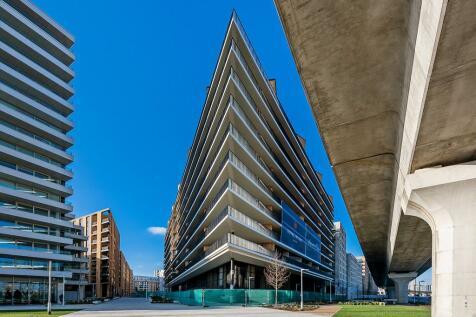 Mercier Building, Royal Wharf, E16. 2 bedroom flat