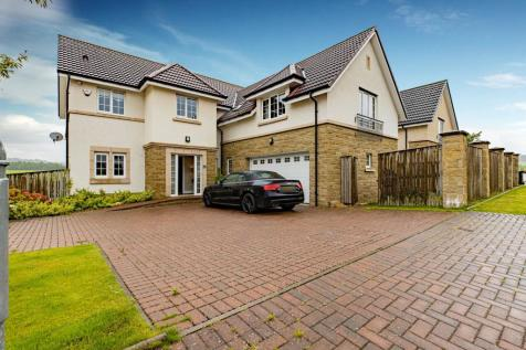 Low Borland Way, Waterfoot. 5 bedroom detached house for sale