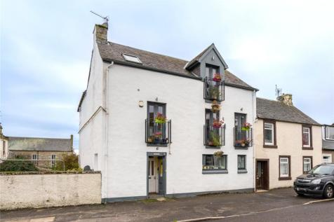 Lugton Road, Dunlop, Ayrshire. 3 bedroom terraced house for sale