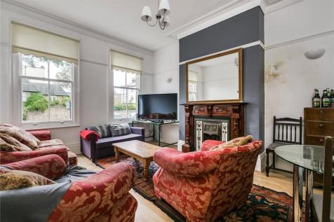 St. James's Drive, Wandsworth Common, London, SW17. 5 bedroom semi-detached house