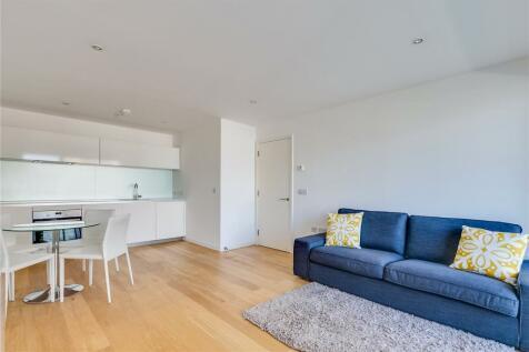 Hardwicks Square, London, SW18. 1 bedroom flat