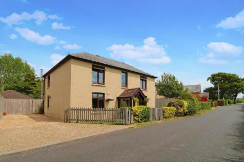 Allswell, Porchfield. 4 bedroom detached house