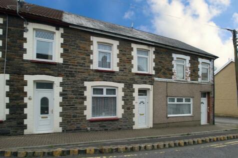 Queen Street, Treforest, Pontypridd, South Glamorgan, Rhondda Cynon Taff, CF37. 4 bedroom terraced house