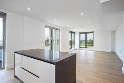 Verto, Kings Road, Reading, RG1. 3 bedroom penthouse for sale