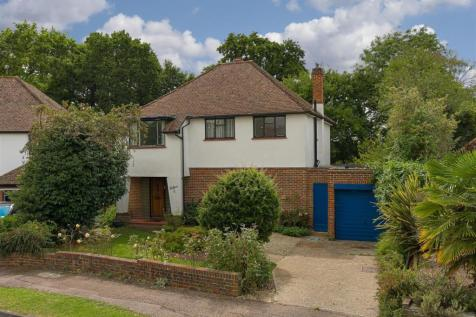 Grange Close, Merstham, Redhill. 4 bedroom house for sale