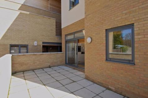 Park View, Oxford. 3 bedroom flat