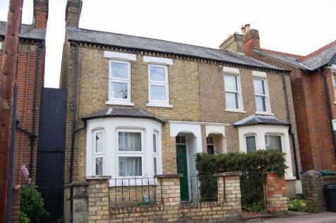 Essex Street, Cowley. 4 bedroom house