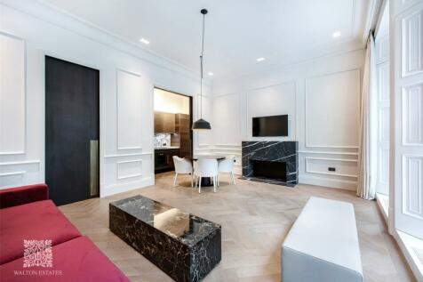 Beaufort Gardens, London, SW3. 2 bedroom apartment