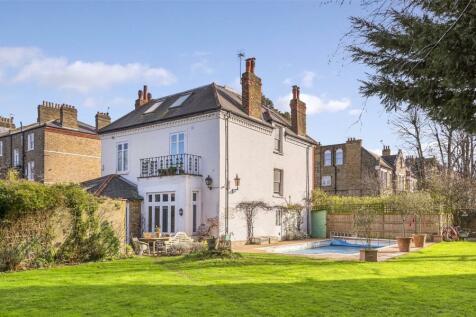 Macaulay Road, Clapham, London, SW4. 7 bedroom house for sale