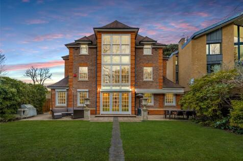 Denewood Road, London, N6. 7 bedroom detached house for sale