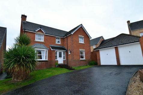 58 Cornhill Way, Perth, PH1 1LJ. 4 bedroom detached house for sale
