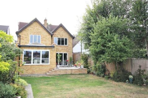 Worrin Road, Old Shenfield, Brentwood, Essex, CM15. 5 bedroom detached house for sale