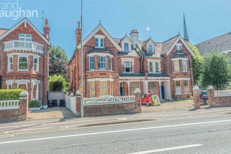 Preston Road, Brighton, East Sussex, BN1. Studio apartment