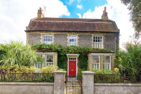 The Street, Shoreham-by-Sea, BN43. 7 bedroom detached house for sale