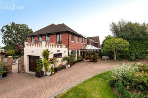 Dyke Road Avenue, Brighton, BN1. 4 bedroom detached house for sale