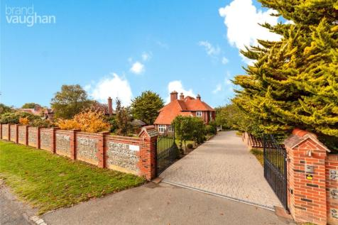 Firle Road, Seaford, BN25. 5 bedroom detached house for sale