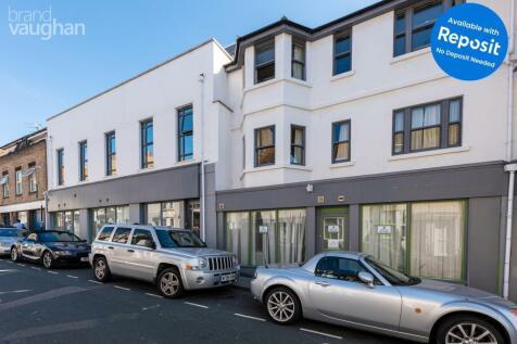 George Street, Brighton, BN2. 1 bedroom apartment