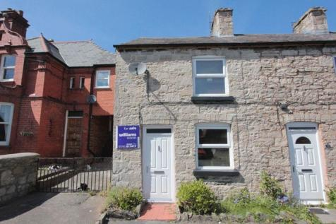 Park Street, Denbigh. 2 bedroom semi-detached house