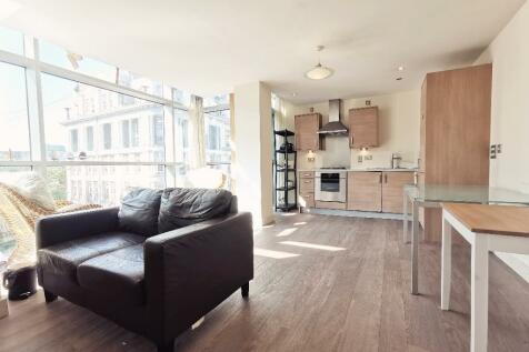 Temple Street, Birmingham, B2 5BG. 2 bedroom flat