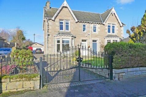 Balhousie Avenue, Perth, Perthshire, PH1. 4 bedroom semi-detached villa