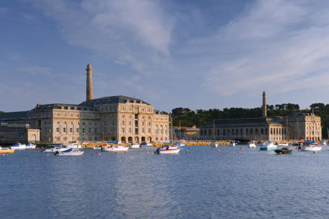 Mills Bakery, Royal William Yard, Stonehouse, Plymouth, PL1 3GD. 2 bedroom apartment