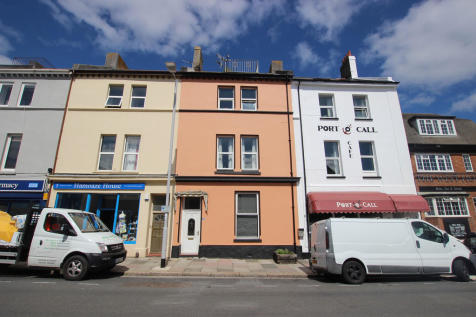 Bishops Place, West Hoe Road, Plymouth, Devon, PL1 3BW. 5 bedroom town house