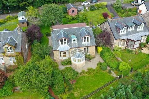 Barclaven Road, Kilmacolm. 5 bedroom detached house for sale