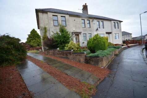 New Mill Road, Kilmarnock, KA1. 2 bedroom flat