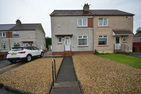 Ken Road, Kilmarnock, KA1. 2 bedroom semi-detached house