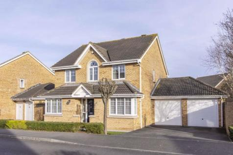 Conference Avenue, Portishead, North Somerset. 4 bedroom detached house