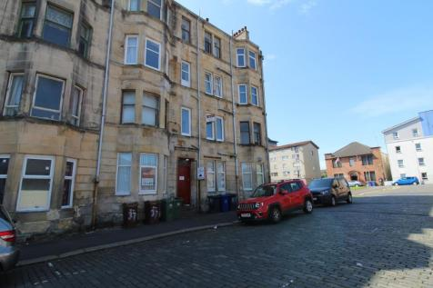 Argyle Street, Paisley, Renfrewshire, PA1. 1 bedroom flat
