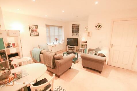 Mortimer Court, Off Culver Street West, Colchester, Essex, CO1. 2 bedroom apartment