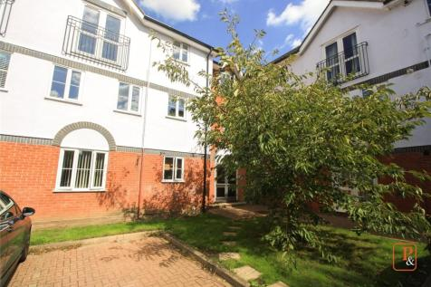 Victoria Chase, Colchester, Essex, CO1. 1 bedroom apartment