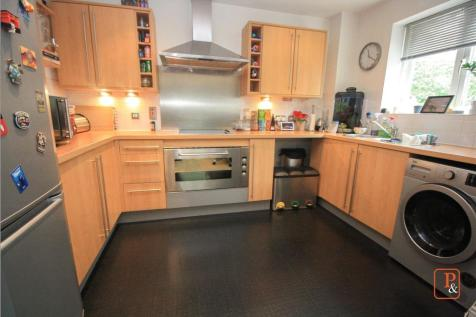 Bloyes Mews, Colchester, Essex, CO1. 2 bedroom apartment