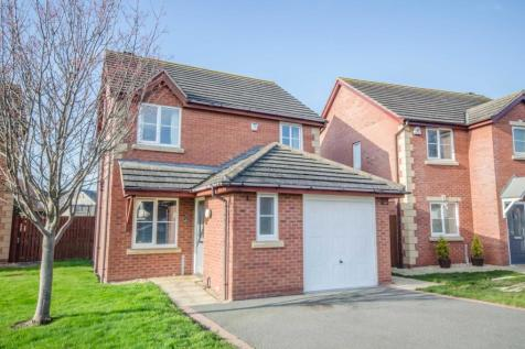 20 Lon Y Parc, St Asaph. 3 bedroom detached house